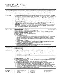 Dynamic Mechanical Engineer Resume Sample Professional Vinodomia