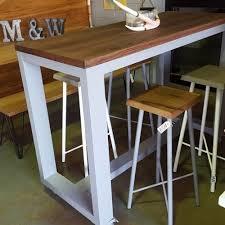 E Outdoor Bar Setting