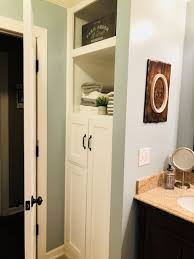 custom bathroom storage cabinets. Perfect Storage Do You Have An Awkward Space In Your Home That Needs A Custom Build Donu0027t  Be Afraid To Tackle Bathroom Cabinet Build Or Other Built  To Custom Bathroom Storage Cabinets E