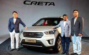 new car launches by hyundaiHyundai Creta launched for Rs 859 lakh  New Launches News