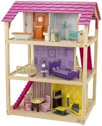 playhouse furniture ideas. Wooden Barbie Dollhouse Furniture. Kidkraft So Chic Furniture O Playhouse Ideas
