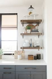 Modern Kitchen Shelving 17 Best Ideas About Open Shelving In Kitchen On Pinterest Open