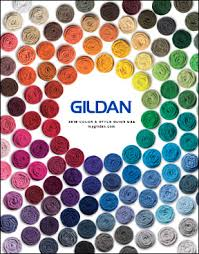 Gildan Color Chart 5000 Color Code Color Name Pantone Reference C Oated U Ncoated