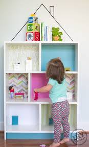 diy dollhouse furniture. DIY Dollhouse IKEA Billy Hack Diy Furniture