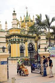 Visiting Mosque Masjid Abdul Gafoor In Singapore Stock Photo - Download  Image Now - iStock