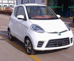 Image result for Zhidou D2 EV