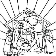 Free Printable Nativity Coloring Pages Top Free Printable Nativity