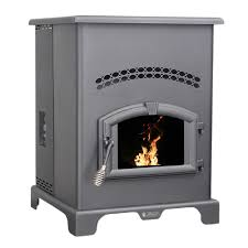 epa certified pellet stove with 130 lbs hopper