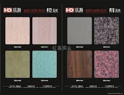Acp Colour Chart Acp Ahp Color Chart Hd Hongdao China Manufacturer