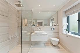 modern bathrooms. Perfect Modern View In Gallery Intended Modern Bathrooms