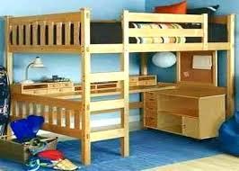bunk bed office underneath. Bunk Bed Office Underneath
