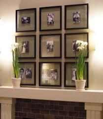 Glamorous Fireplace Mantel Ideas With Tv Above Photo Decoration Ideas