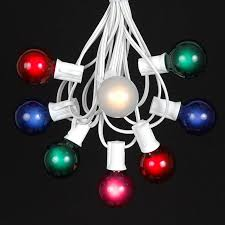 multi colored outdoor string lights images