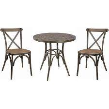 prague vintage teak outdoor 1 table