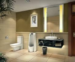 modern bathroom design 2013. Astonishing Modern Bathroom Design Plan With Toilet And Urinal Plus Black Marble Floating Vanity 2013