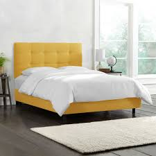 tufted bedroom furniture. Skyline Furniture Tufted Bed - Free Shipping Today Overstock 17734685 Bedroom E