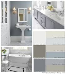 choosing bathroom paint colors for