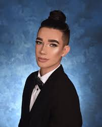 cover names makeup artist james charles its first cover boy