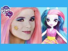 kittiesmama you kittiesmama tutorial kittiesmama makeup tutorials doll cosplay pony cosplay doll equestria equestria s party horse princess