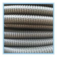 perforated drainage pipe hdpe pipe corrugated suction corrugated pipes