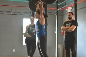 Lynette Berger — ChalkDust CrossFit