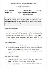 Examples Of A Chronological Resume Best Of Resume Writing 101 Pt 2