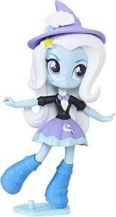 My Little Pony EG Minis Mall Trixie Lulamoon Doll ... - Amazon.com