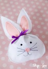 Free Bunny Pattern Template Best Inspiration Design