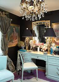 beautiful dressing table ideas makeup chair table luxury black walls paint bedroom black and white bedroom