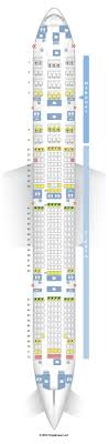 korean air seating chart boeing 777 300er jet elcho table air china us ca983 seat