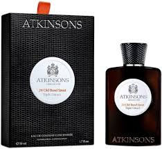 <b>Atkinsons 24 Old Bond</b> Street Triple Extract Eau de Cologne 50ml in ...