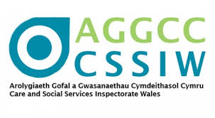 Image result for care and social services inspectorate wales