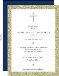 religious wedding invitations, christian wedding invitations Wedding Invitation For Christian navy and gold faux glitter formal wedding invitation christian wording for wedding invitation