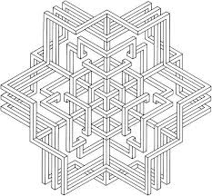 Free Printable Geometric Coloring Pages For Adults Geometry