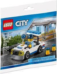 LEGO 30352 Xe Cảnh sát | LEGO City