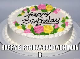 Happy Birthday Sandy Images Lezincnyccom