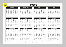 Annual Calendar For 2017 Lovely Resume 48 Inspirational Proof ...