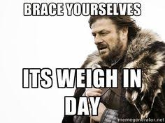 Image result for weigh myself meme