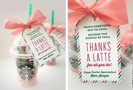 teacher appreciation week gift ideas coffee gift card width