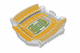 Heinz Field Section 113 Row Aa Transparent Png Download