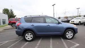 2011 Toyota RAV4 Base   Pacific Blue Metallic   BW087400   Kent ...