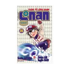Thám Tử Lừng Danh Conan Bộ Đặc Biệt - Tập 31 (Tái Bản 2019) | nhanvan. –  Siêu Thị Sách & Tiện Ích Nhân Văn