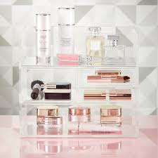 Luxe Acrylic Makeup & Skincare Storage Kit