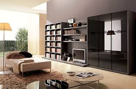 Wall Unit Furniture Living Room Living Room Wall Units Black Faux Leather Lounge Sofa Chocolate