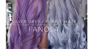 Fanola Colour Chart Fanola