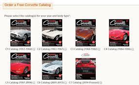 Free Eckler S Corvette Catalog Corvette Ecklers Freecatalog Autoparts Catalog Corvette Free Catalogs