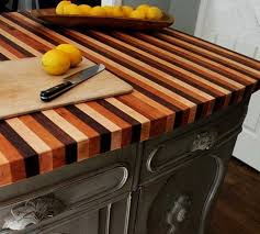 kitchen countertops made of wood 06