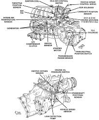 Where is the speed sensor located on a 1999 dodge caravan my speed
