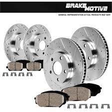 Sponsored Ebay Front Rear Brake Rotors Ceramic Pads For 2004 2005 2006 2007 2008 Tl Type S Ceramic Brake Pads Ceramic Brakes Brake Rotors
