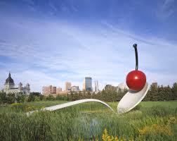 claes oldenburg and coosje van bruggen i spoonbridge and cherry i share facebook twitter share the minneapolis sculpture garden